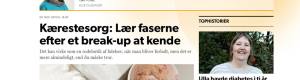 Kærestesorg